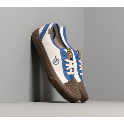 Vans x Taka Hayashi Authentic One Piece LX (Canvas) Natural/ True Blue productafbeelding