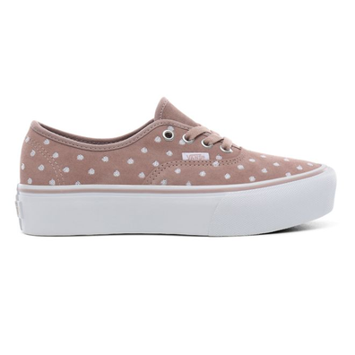 VANS Suède Polka Dot Authentic Platform 2.0  productafbeelding