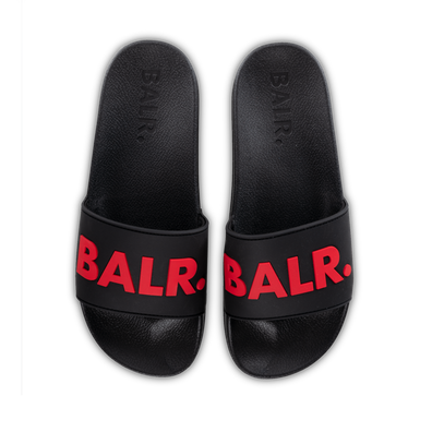 BALR. Slider Black/Red productafbeelding