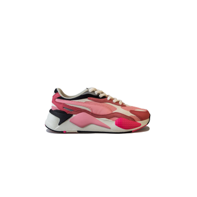 Puma RS-X Puzzle Raptue Rose Peony productafbeelding