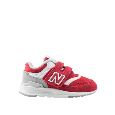 New Balance Iz997hds red/white ts productafbeelding