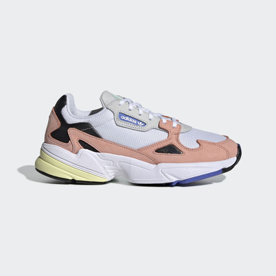 Falcon white/trace pink/black/real lilac/silver met/mint/ic productafbeelding