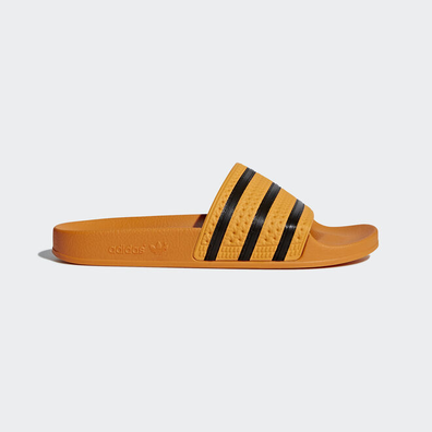 Adilette  real gold/score black/real gold productafbeelding