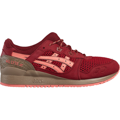 ASICS Gel - Lyte Iii Ot Red  productafbeelding