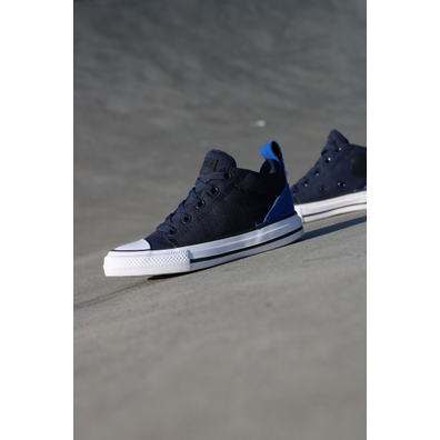 Converse Ollie mid Obsidian/Blue ps productafbeelding