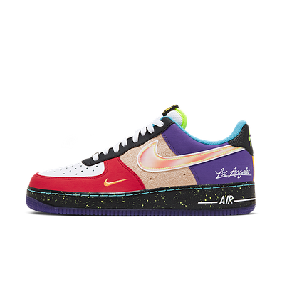 Nike Air Force 1 07 LV8 'What The LA' productafbeelding