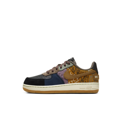 Travis Scott X Nike Air Foce 1 Low PS 'Cactus Jack' productafbeelding