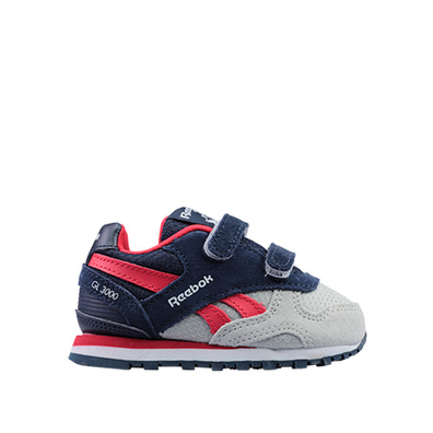 Reebok Gl3000 navy/grey/red productafbeelding