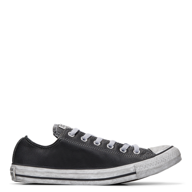 Chuck Taylor All Star Leather Smoke Low Top productafbeelding