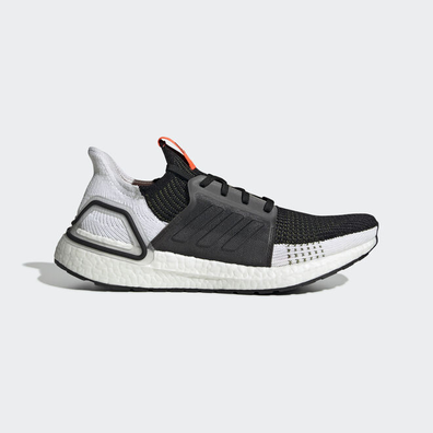 adidas UltraBOOST 19 M Tech Olive/ Core Black/ Solar Red productafbeelding