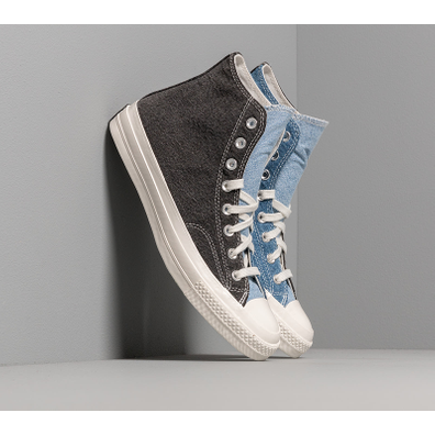 Converse Chuck 70 Hi Renew Dark Denim/ Light Denim/ Egret productafbeelding