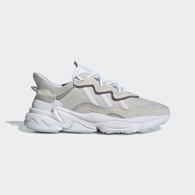 adidas Ozweego W Ftw White/ Off White/ Clear Aqua productafbeelding