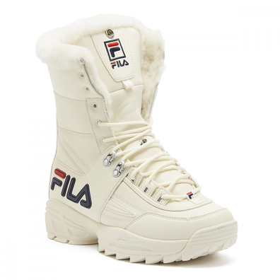 Fila Disruptor Womens White Boots productafbeelding