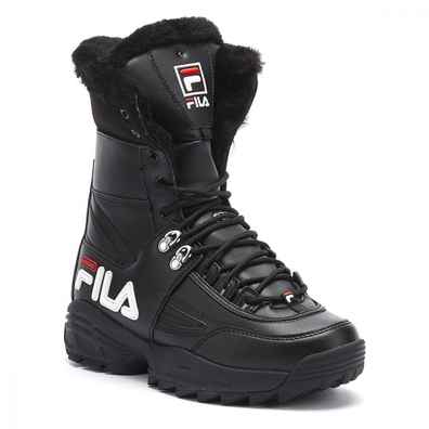 Fila Disruptor Womens Black Boots productafbeelding