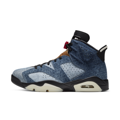 Air Jordan 6 'Washed Denim' productafbeelding