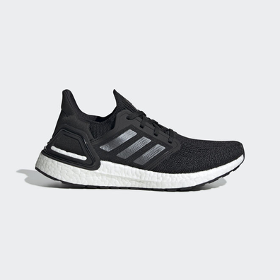adidas UltraBOOST 20 W Core Black/ Night Metalic/ Ftw White productafbeelding