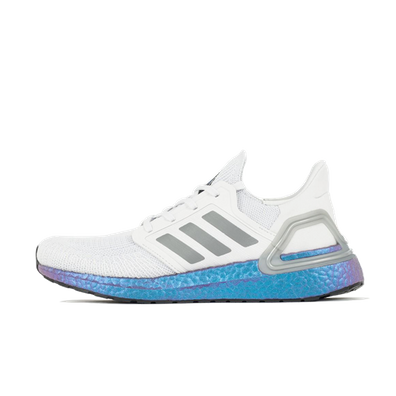adidas Ultraboost 20 'White/Blue' productafbeelding