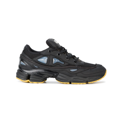 adidas by Raf Simons Black Ozweego III lace-up productafbeelding