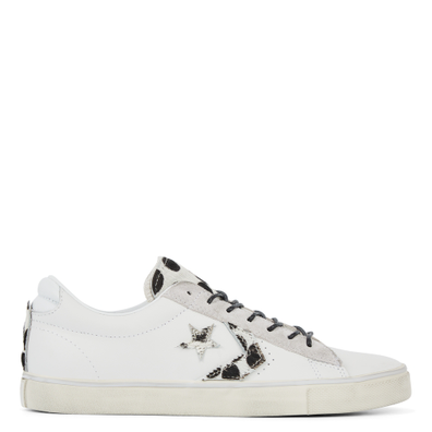 Unisex Jungle Fur Pro Leather Low Top productafbeelding
