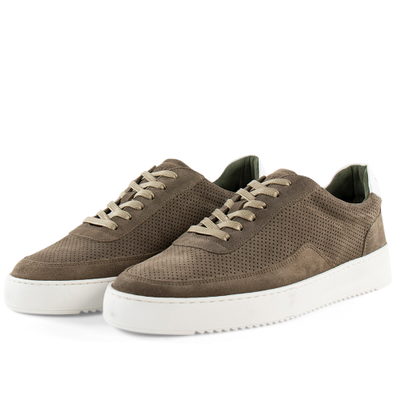 Filling Pieces Mondo Ripple Perforated 'Green' productafbeelding