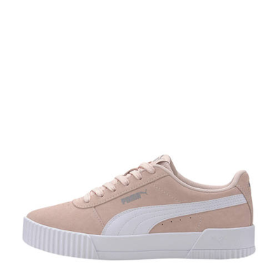Puma Carina Suede Womens Trainers productafbeelding
