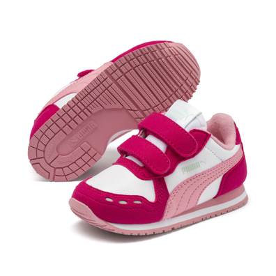 Puma Cabana Racer Kids Trainers productafbeelding