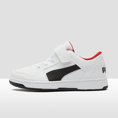 Puma Rebound Lay Up Lo V Kids Trainers productafbeelding