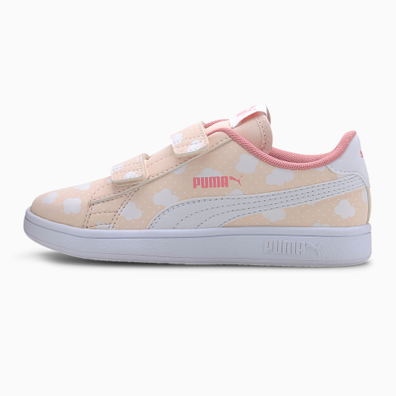 Puma Smash V2 Cloud Kids Trainers productafbeelding