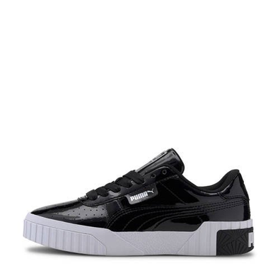 Puma Cali Patent Girls Trainers productafbeelding