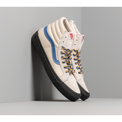 Vans OG SK8-Hi LX (Hairy Suede) Angora/ Cloud Dancer productafbeelding