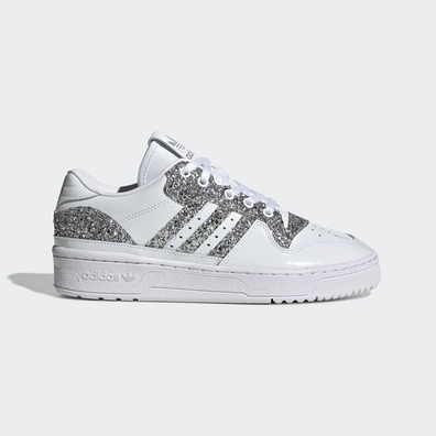 adidas Rivalry Low W Ftwr White/ Ftwr White/ Ftwr White productafbeelding