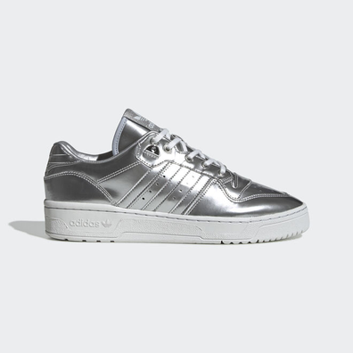 adidas Rivalry Low Silver Metalic/ Silver Metalic/ Crystal White productafbeelding