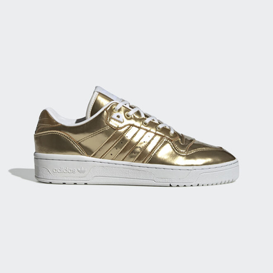 adidas Rivalry Low Gold Metalic/ Gold Metalic/ Crystal White productafbeelding