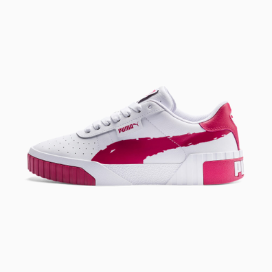 Puma Cali Brushed Womens Trainers productafbeelding