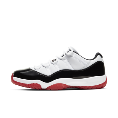 Air Jordan 11 Low 'Concord Bred' productafbeelding