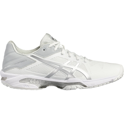 ASICS Gel - Solution Speed 3 White  productafbeelding