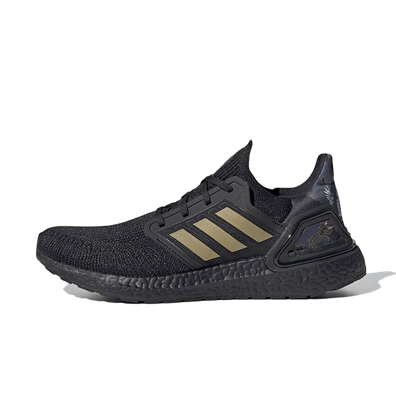 adidas Ultra Boost 2020 'Black' productafbeelding