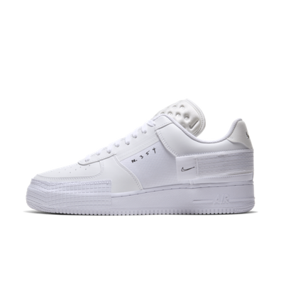 Nike Air Force 1 Type 'White' productafbeelding