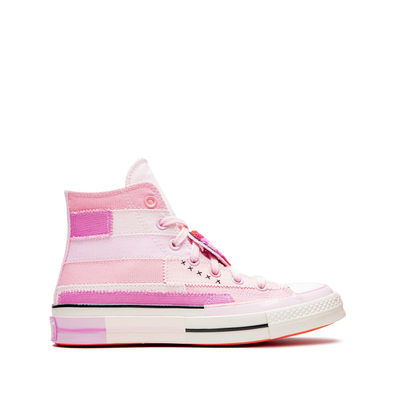 Converse x Millie Bobby Brown Chuck 70 HI Petal Pink productafbeelding