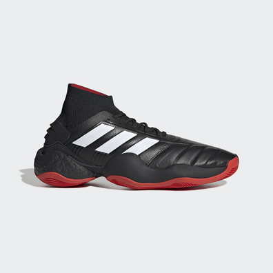 adidas Black Predator leather productafbeelding