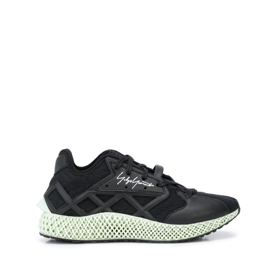 Y-3 low top Runner 4D productafbeelding