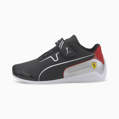 Puma Scuderia Ferrari Drift Cat Kids Trainers productafbeelding