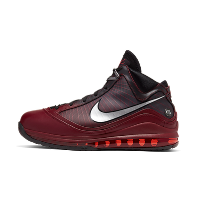 Nike Lebron VII QS 'Team Red' productafbeelding