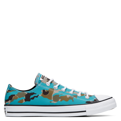 Unisex Allover Camo Chuck Taylor All Star Low Top productafbeelding