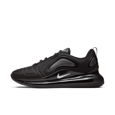 Nike Air Max 720 'Black' productafbeelding