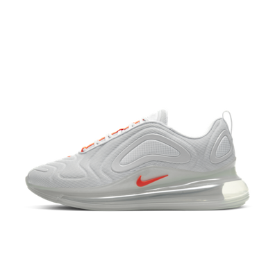 Nike Air Max 720 'White/Orange' productafbeelding