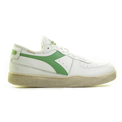 "Diadora Mi Basket Row Cut ""Stone Green"" productafbeelding"