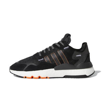 adidas Nite Jogger 'Black/Orange' productafbeelding