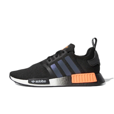 adidas NMD R1 'Black/Orange' productafbeelding