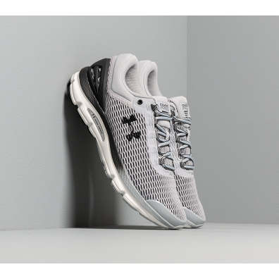Under Armour Charged Intake 3 Mod Gray/ Onyx White/ Black productafbeelding